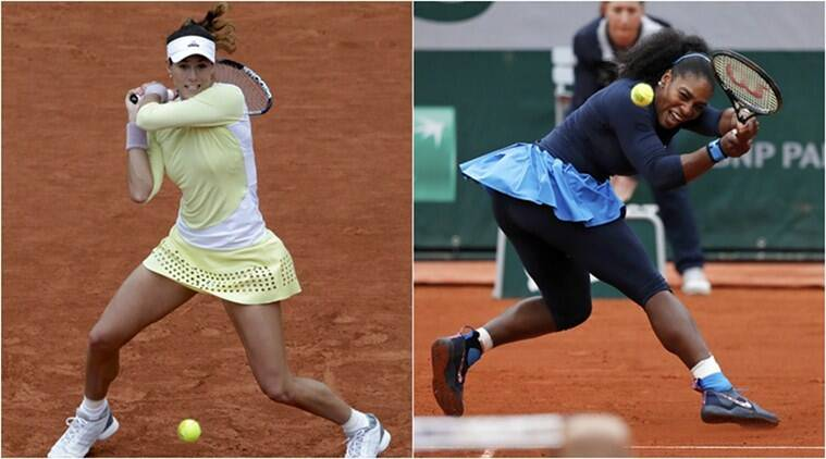 Live Tennis Score French Open 2016 Final Serena Williams To Take