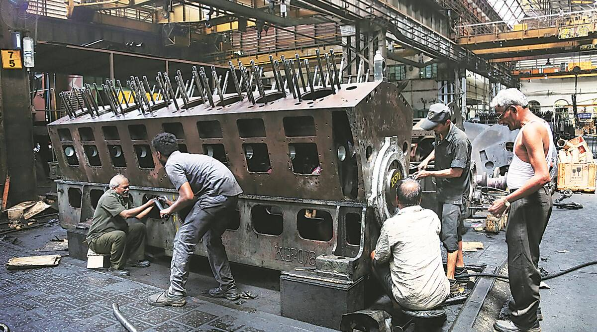 Parel workshop has built 110 engines for non-railway customers ...