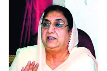 Former Punjab CM Rajinder Kaur Bhattal wants back penal rent she paid for overstay in official bungalow