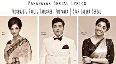 Paoli  Dam excited about Suchitra Sen inspired role in Mahanayak