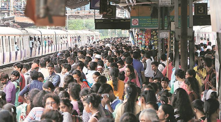 mahim, mahim station, batteries stolen, dadr station, mumbai railway station, train delay, mumbai, mumbai news, indian express mumbai