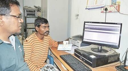 Change sweeps maize fields: Online auction, better prices