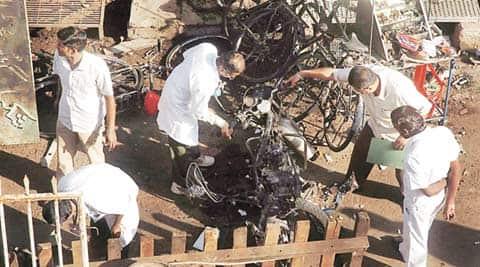 Malegaon 2008 blasts case, malegaon blasts, malegaon case, malegaon blasts NIA, NIA malegaon blasts, mumbai malegaon blasts case, malegaon sadhvi thakur, india news, maharashtra news,