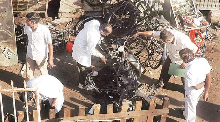 Malegaon blasts, NIA, NIA-Malegaon bomb blasts, 2006 Malegaon bomb blasts, India news, Indian Express
