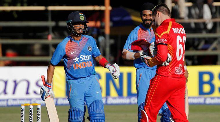 India vs Zimbabwe, Ind vs Zim, Zim vs Ind, Mandeep Singh, Mandeep Singh half-century, Mandeep India, India Mandeep, sports news, sports, cricket news, Cricket