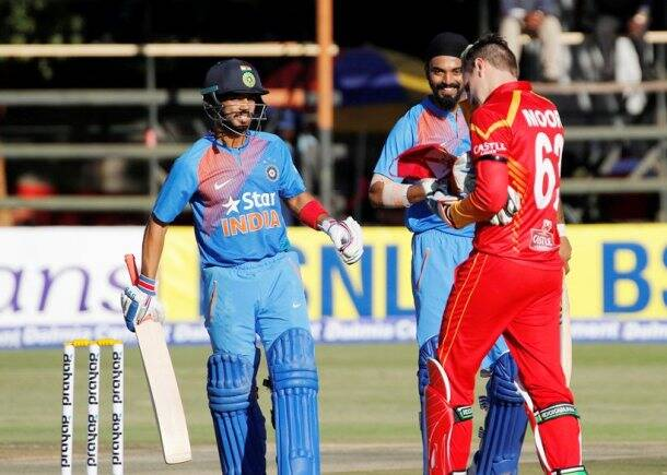 Mandeep Singh, KL Rahul, Rahul, Rahul mandeep, Mandeep, mandeep, mandeep Singh Kl Rahul, Mandeep Rahul, Mandeep score, Mandeep batting, India vs Zimbabwe, Ind vs Zim, Cricket