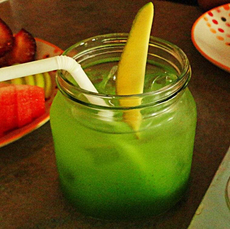 Enjoy the goodness of aam panna but with a twist. (Source: Flickr/A_Hazra)