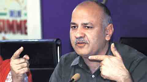 Manish Sisodia, Delhi new education scheme, Delhi government, delhi school dropout rate, delhi eduction, AAp govt, India news