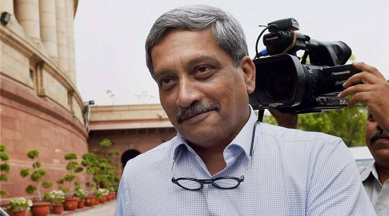 Manohar Parrikar, 7th Pay Commission, armed forces, armed forces pay, armed forces salary, india news, indian express
