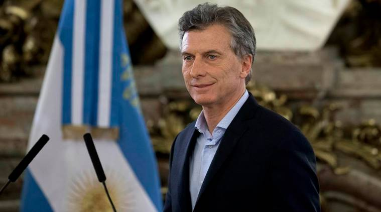 Mauricio Macri Argentina Argentine President Rosario Dock Workers Investments Business News