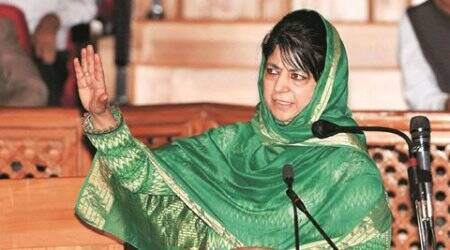Mehbooba Mufti pays homage to slain BSF jawans, slams terror attacks