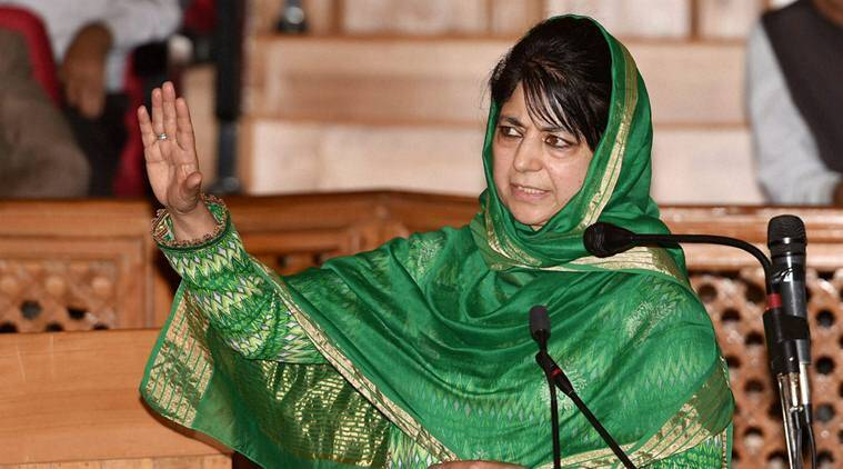 Mehboooba Mufti, BJP Mehboob Mufti, Mehbooba Mufti Separatists, Kashmir Separatist and BJP party, BJP party and Separatist in Kashmir, Kashmir Valley Separatist and BJP, BJP PDP latest News, Kashmir Latest News, Virender Gupta, BJP and kashmir, Kashmir Valley And BJP, Latest news, National News, India News