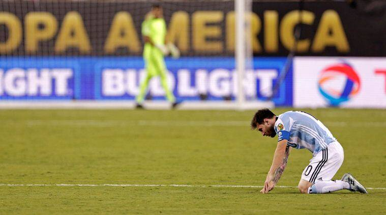 Several players may follow Messi into retirement, says Aguero