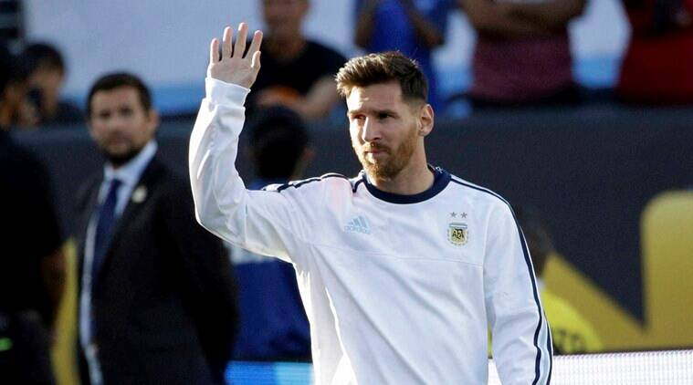 نتيجة بحث الصور عن ‪lionel messi international retirement‬‏