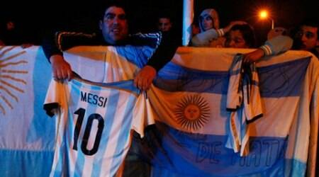 Fans, president, Maradona want Lionel Messi to reconsider