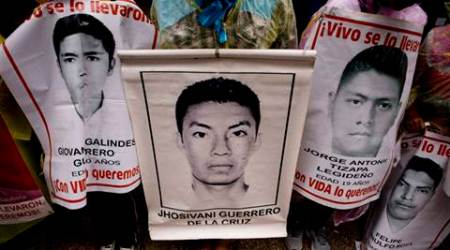 Mexico, Felipe Flores, Mexico police chief, Mexico missing students investigation, Mexico news, world news, latest news, indian express