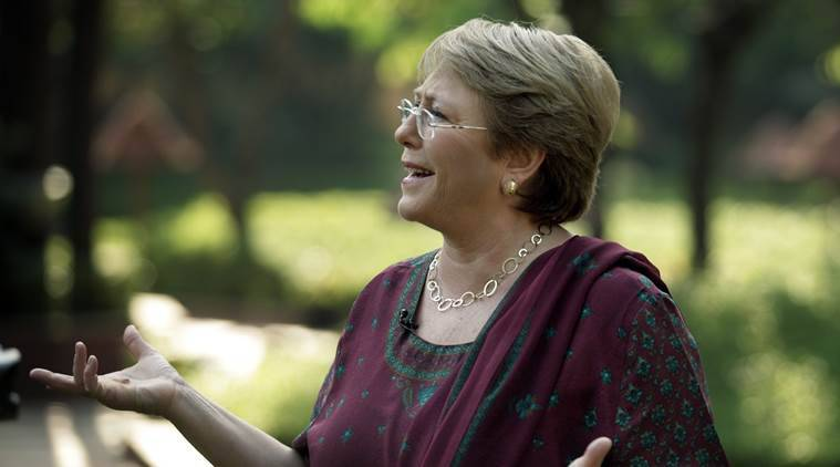 Chile, Nueva Mayoria coalition, labor reform, labor reform chile, chile labor reformPresident Michelle Bachelet, labor bill, chile labor bill, President Chile, Michelle Bachelet, President Bachelet, Labor Minister Ximena Rincon, latest news, latest world news, latest Chile news