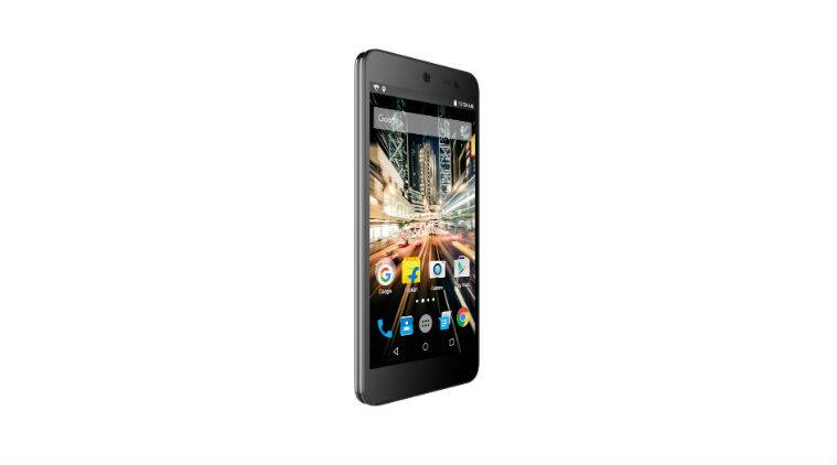 Micromax Canvas Amaze 2 is a budget 4G smartphone featuring 5-inch display and Snapdragon processor (Source: Micromax)