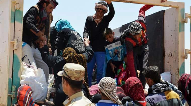 UN, United nations Falluja, Falluja, Islamic State falluja, Falluja municipal building, Iraqi force captures falluja, iraqi force, iraq, Islamic State news, IS, Iraq news, latest news, latest UN news, latest world news