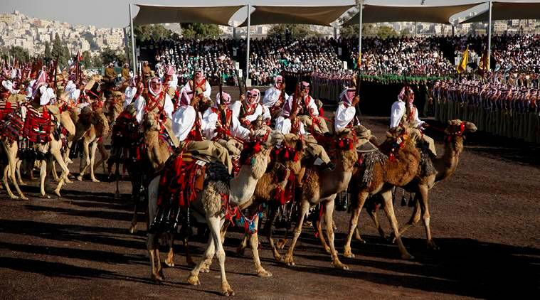 Jordan, Jordan celebration, Arab revolt, hundred years of Arab revolt, first world war, ww1, Jordan celebrates Arab Revolt, latest world news, latest news