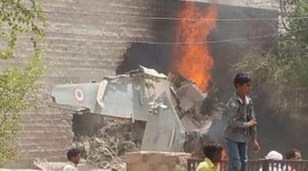 Jodhpur: MiG-27 crashes, pilot ejectssafely