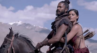 Mirzya trailer starring Harshvardhan Kapoor, Saiyami Kher is visually stunning, see pics