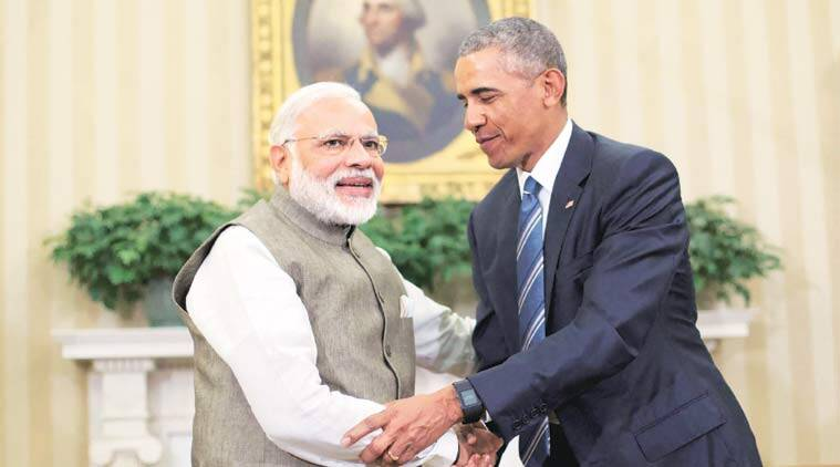 Modi obama, obama modi, modi in us, modi white house, modi us, us modi, india missile technology, MTCR, Indo US joint Statement, India US nuclear deal, Nuclear reactor, india missile control group, india missle group, india joins missile group, PM Modi washington, PM Modi us, modi us visit, modi obama, india nsg, modi visit updates, India news, world news