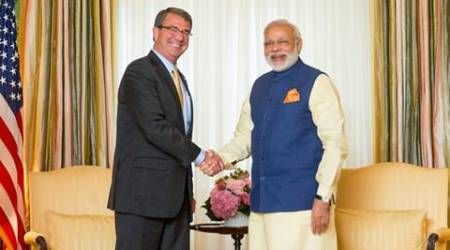 US Defence Secretary Ashton Carter calls on PM Modi