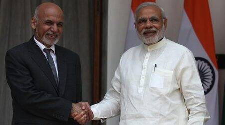 Expedite efforts for release of Judith D'Souza: PM Modi to Afghan President Ghani