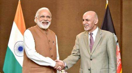 In Afghanistan, PM Narendra Modi's weekend stop in Herat, a massive crisis ofstate