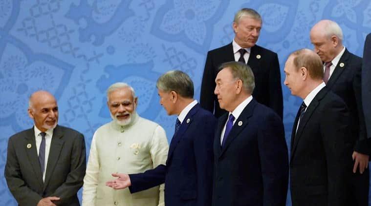 Narendra Modi, Tashkent, India SCO, India SCO membership, India NSG, China India SCO, China India NSG