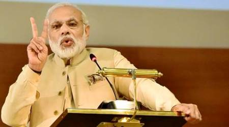 At BJP national executive meet, it's Modi, Modi, Modi