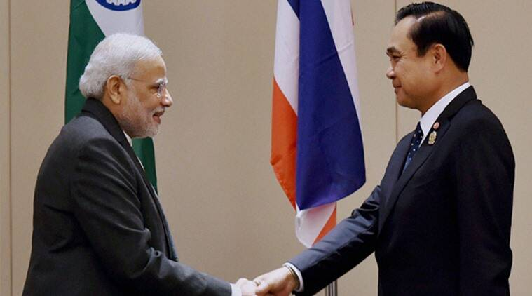 India, Thailand sign key pacts to boost economic and defence ties