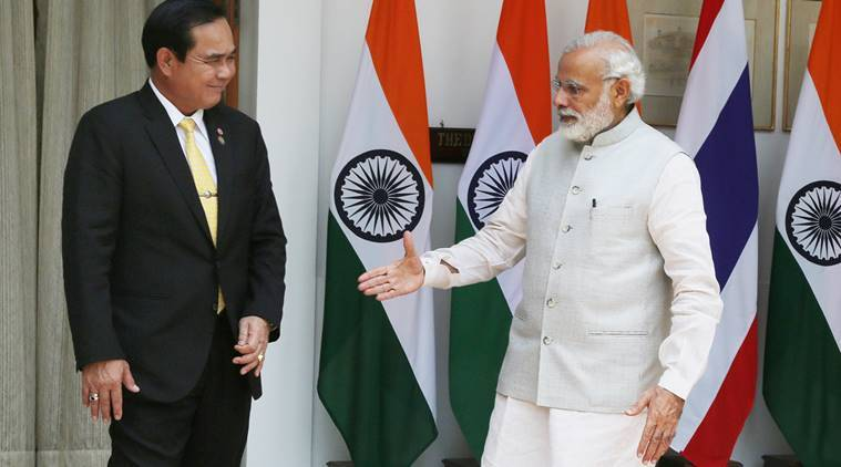 thailand, india, thailand president in india, india thailand relations, thailand healthcare, healthcare facilities in thailand, india thailand trade, india thailand defence, india thailand security, , national health security act, life expectancy rate in thailand, life expectancy rate in india, child mortality, indian express column