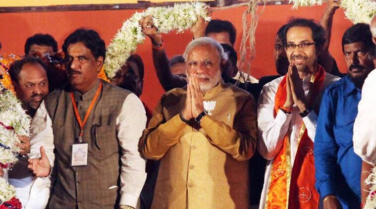 Shiv sena, BJP, shiv sena bjp, sena bjp, modi, Uddhav Thackeray, NCP, Pawaskar, kiran Pawaskar, chief thackeray, PMO, prime minister, sholay, latest news, latest india news
