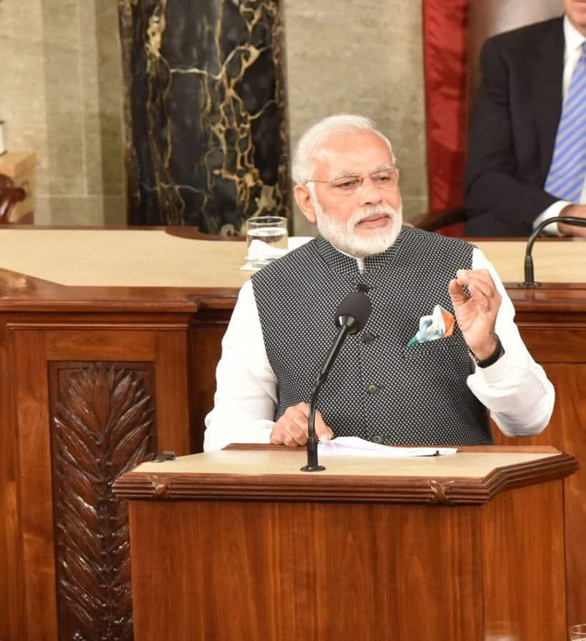 Narendra Modi, Modi in US, Modi in US 2016, Modi Obama, Obama Modi, Capitol Hill, ConnectTheDots, Lashkar-e-Taiba, Narendra Modi, Pakistan, Terrorism, US Capitol, Latest News, India News