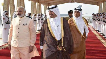 India likely to boost hydrocarbons cooperation with Qatar, the world's largest LNG exporter