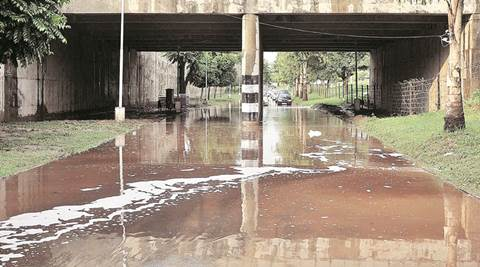 drainage woes, mohali drainage woes, mohali residents, rains in mohali, mohali rains, drainage in mohali, waterclogging in mohali, mohali news, latest news, india news