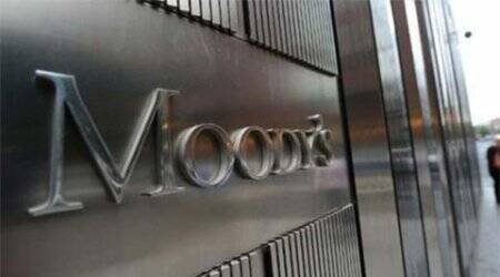 moody's, moodys, inflated rating, moody's inflated rating, rating, settle calims, financial crisis, world market, business news, indian express news