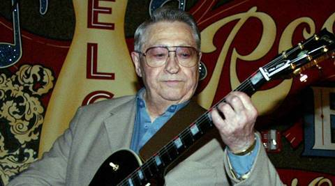 Scotty moore, moore, elvis presely, elvis presley guitarist, presley guitarist scotty moore, presley band, presley backing band, scotty, moore, scotty moore dead, music news