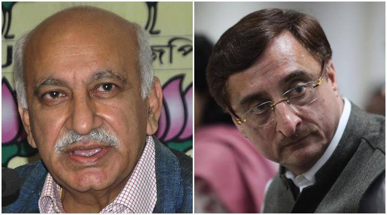 rajya sabha, rajya sabha polls, rajya sabha elections, madhya pradesh, madya pradesh rajya sabha election, MP rajya sabha elections, MJ Akbar, MJ AKbar rajya sabha, Vivek Tankha, vivek Tankha rajya sabha, india news, latest news