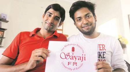 Vadodara: With space on campus and dedicated interns, MSU's official Sayaji FM targets more audience