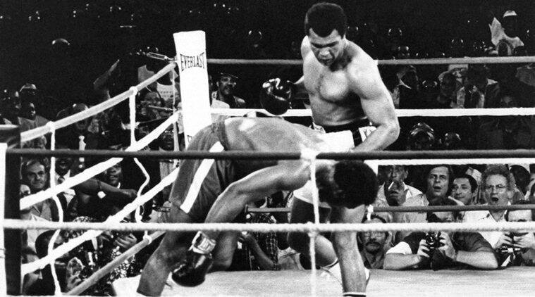 Muhammad Ali, rip Muhammad Ali, Muhammad Ali death, muhammad ali Boxing, indian express, boxer muhammad ali