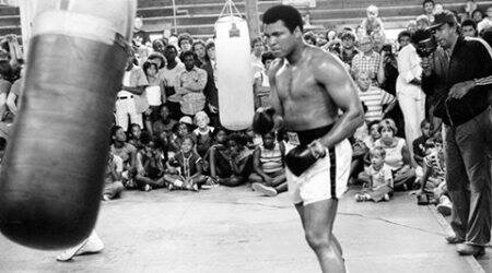 Muhammad Ali's commitment for peace backed him lifelong honour:UN