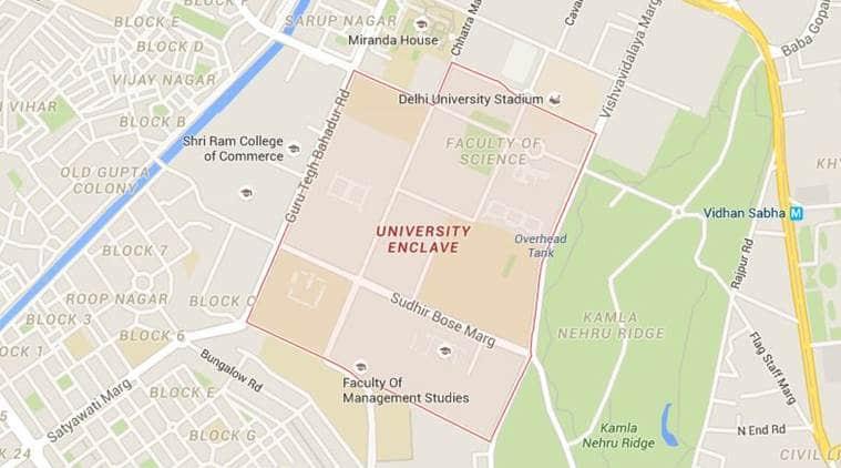 DU phone snatcher, DU north campus, DU north campus news, mukherjee nagar du north