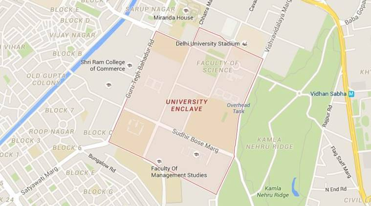 DU phone snatcher, DU north campus, DU north campus news, mukherjee nagar du north