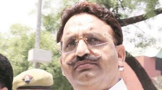Yogi government orders Mukhtar Ansari's transfer from Lucknow jail
