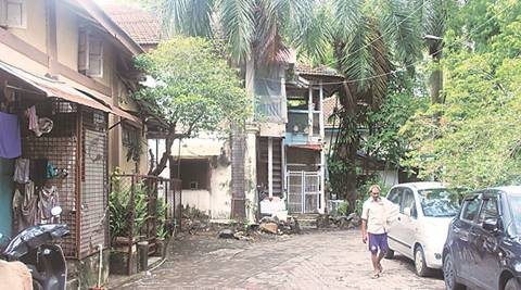 mumbai, mumbai news, mumbai postcard, shirley rajan village, carter road, mumbai bungalows, mumbai residents, indian express news