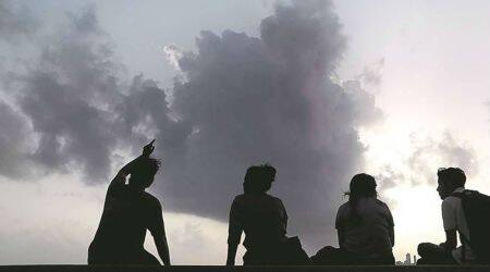 India Meteorological Department forecasts thundershowers this week