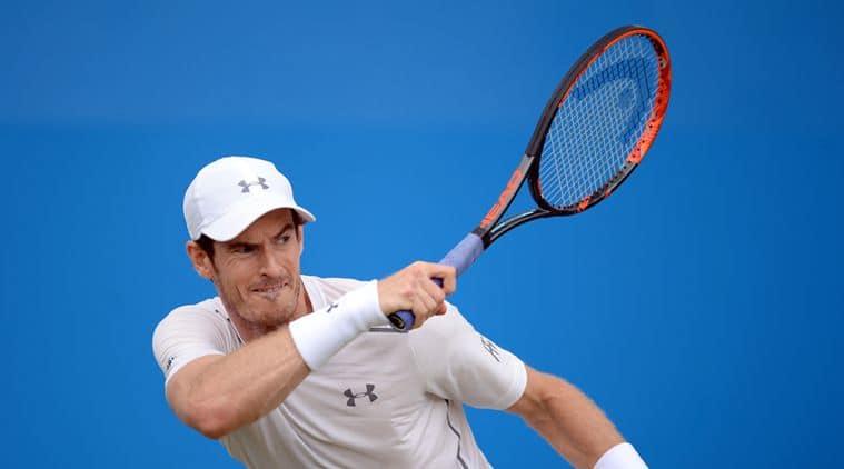 Andy Murray, Murray, Murray Queen's, Queens championship, Queens grasscourt, AEGON championship, grasscourt tennis, tennis news, tennis